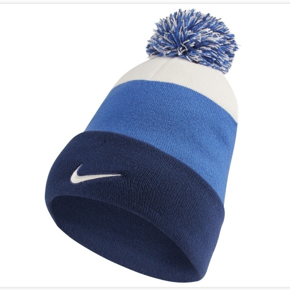 Nike Accessories - nike youth soft acrylic yarn for durability beanie